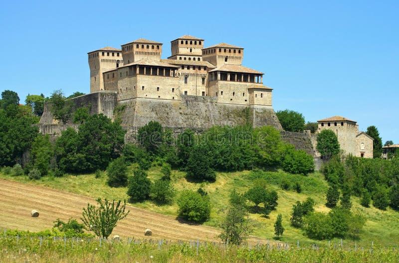 Torrechiara obraz royalty free