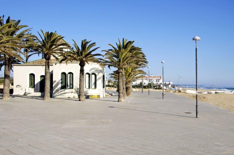 Torredembarra, Espagne images libres de droits