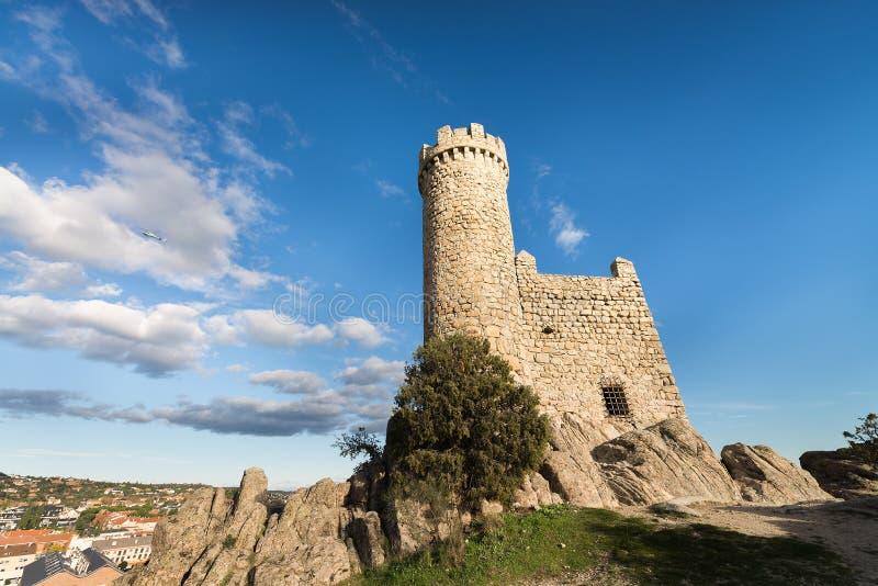 Torrelodones, Madri, Espanha fotos de stock