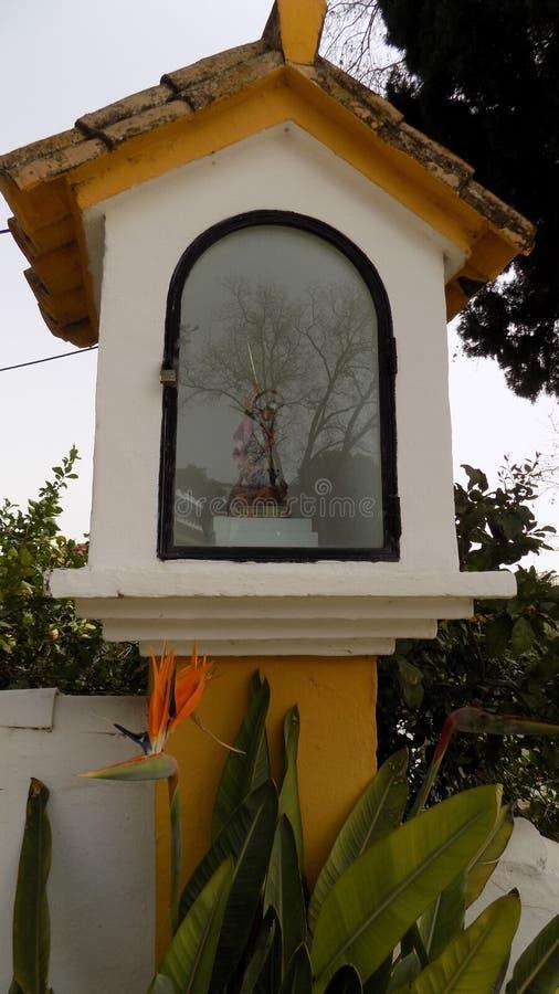 Torremolinos-Botanic Gardens-MOLINO DEL INCA-. Botanic garden-Molino del Inca-Torremolinos-Andalusia-Spain royalty free stock images
