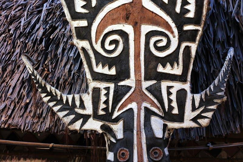 Torres cieśniny wysp poszycia dachu buda zdjęcia royalty free