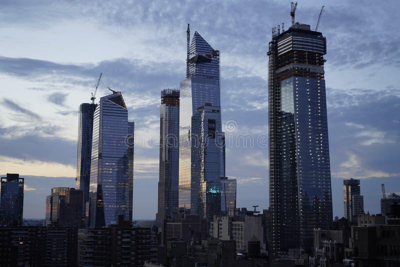 Torres da Quinta Avenida New York imagem de stock