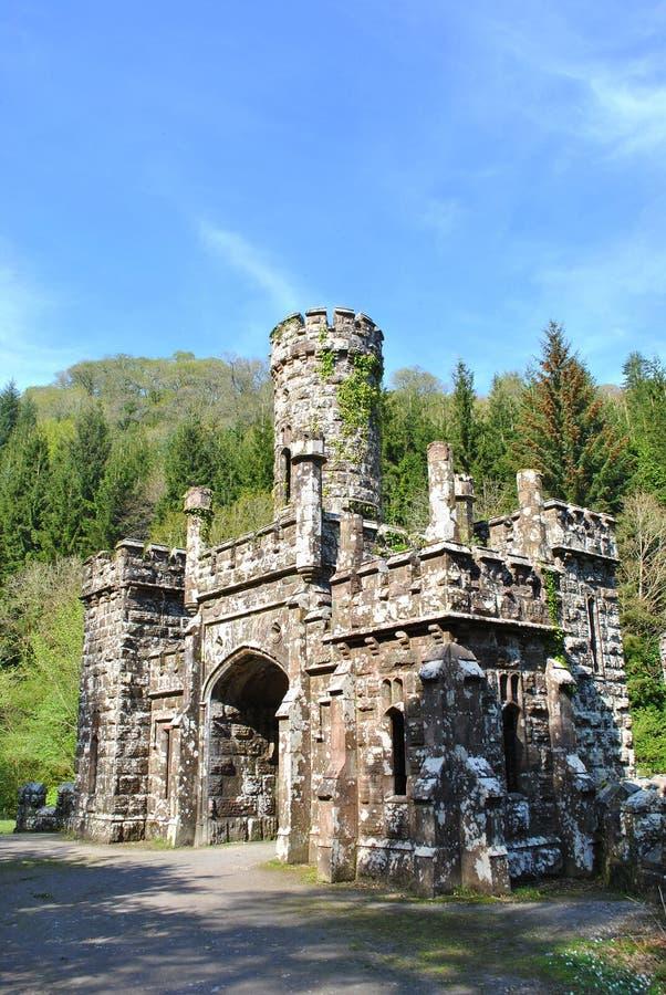 Torres de Ballysaggartmore foto de stock royalty free