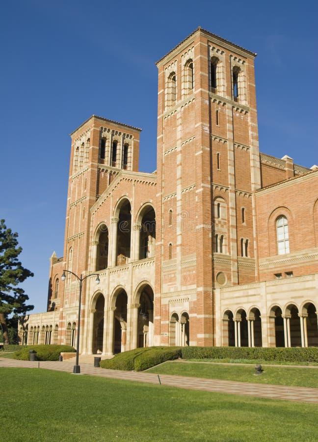 Torres de Bell da universidade imagem de stock