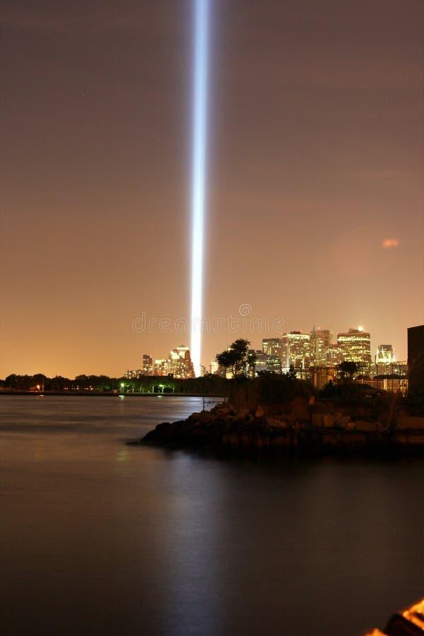 Torres de Light-1 fotos de archivo libres de regalías