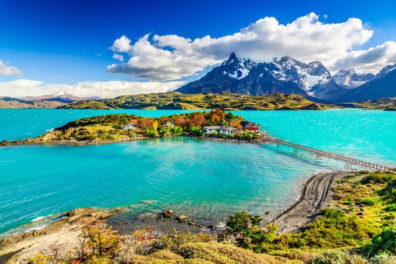torres de patagonia du Chili del paine image libre de droits