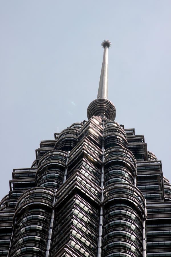 Torres de Petrona imagen de archivo libre de regalías