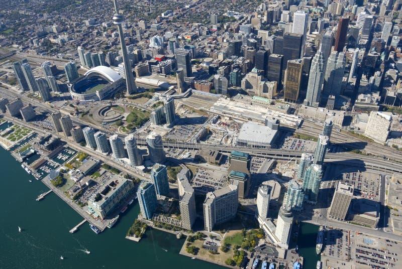 Torres de Toronto fotos de stock