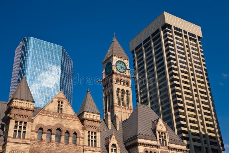 Torres de Toronto fotografía de archivo