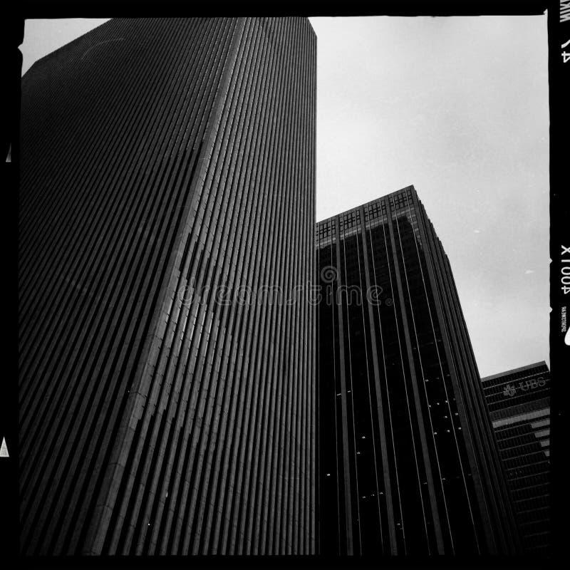 Torres del Midtown fotografía de archivo libre de regalías