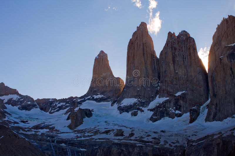 Torres Del Paine Royalty Free Stock Image