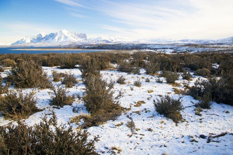 Torres Del Paine photo stock