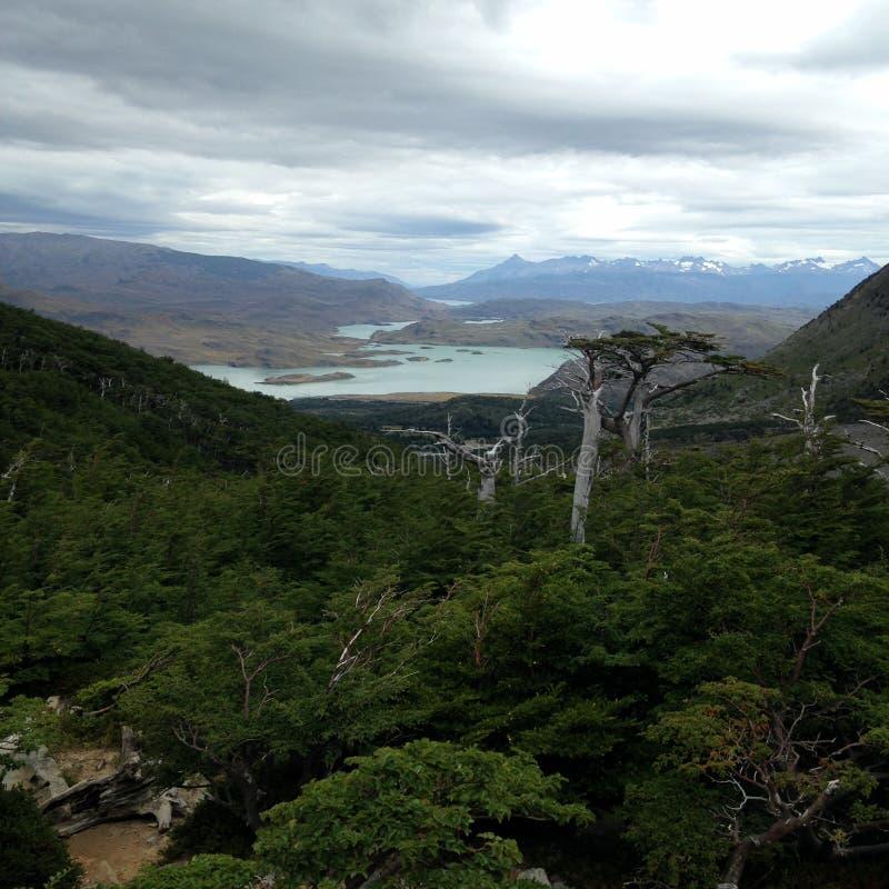 Torres Del Paine image libre de droits