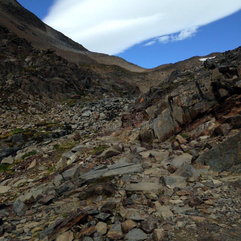Torres Del Paine photographie stock
