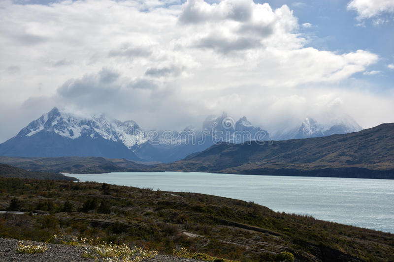 Torres Del Paine photographie stock