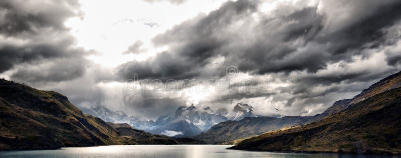 Torres Del Paine lizenzfreies stockfoto