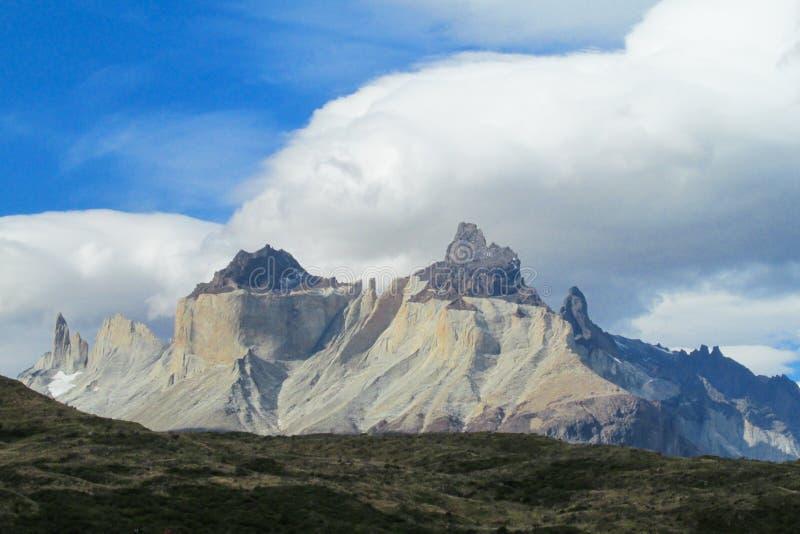 Torres Del Paine photo libre de droits