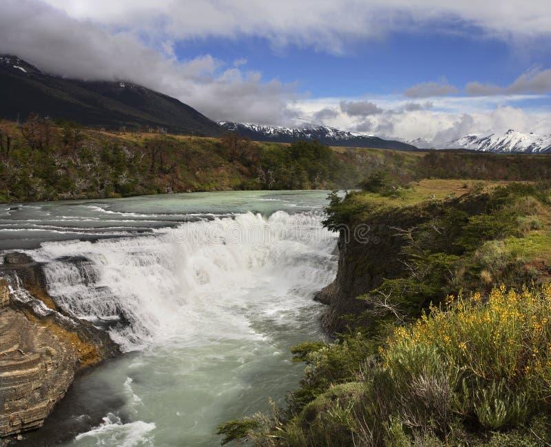 torres patagonia парка paine del Чили национальные стоковые изображения rf
