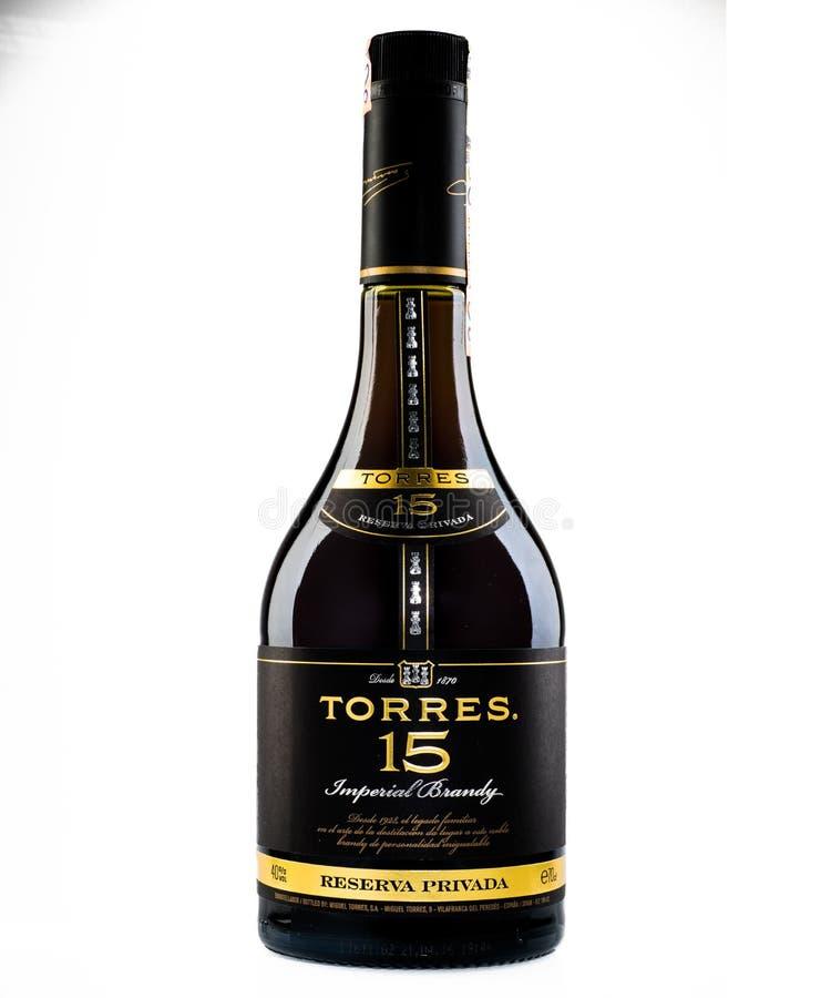 Torres piętnaście lat fotografia royalty free