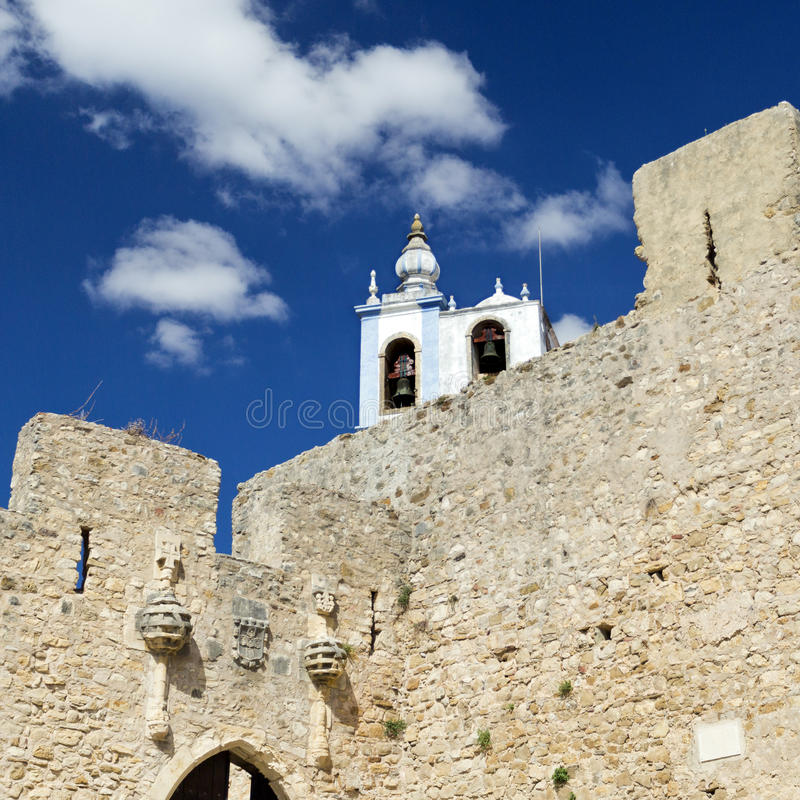 Free Torres Vedras Castle Royalty Free Stock Photos - 68504408
