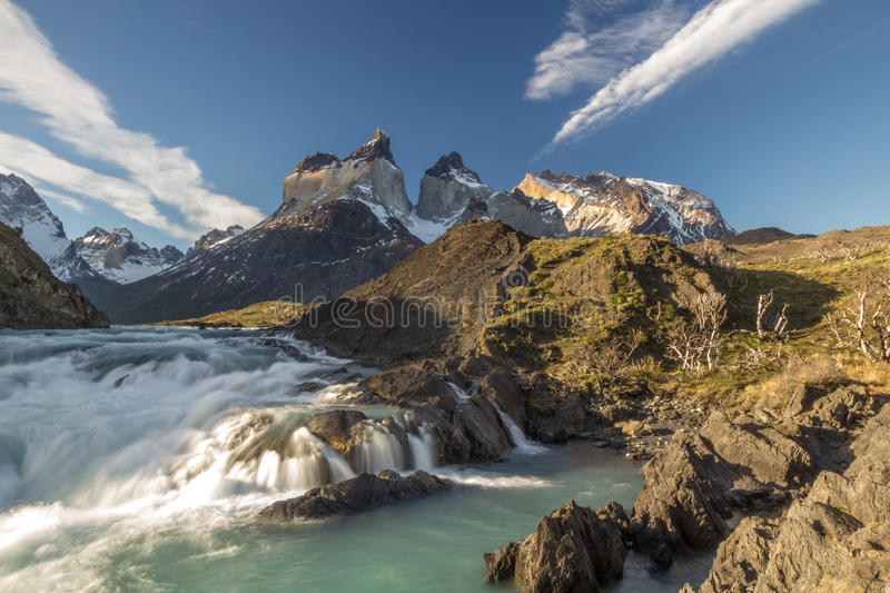 TorresDelPaine images stock