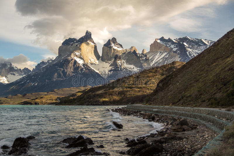 TorresDelPaine royalty free stock photo