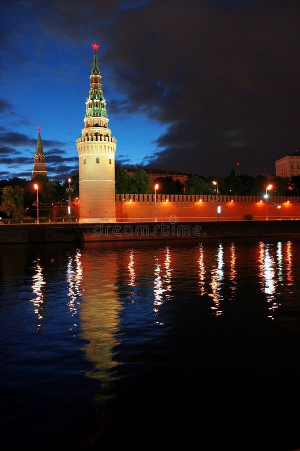 Download Torretta del Kremlin fotografia stock. Immagine di torretta - 212662