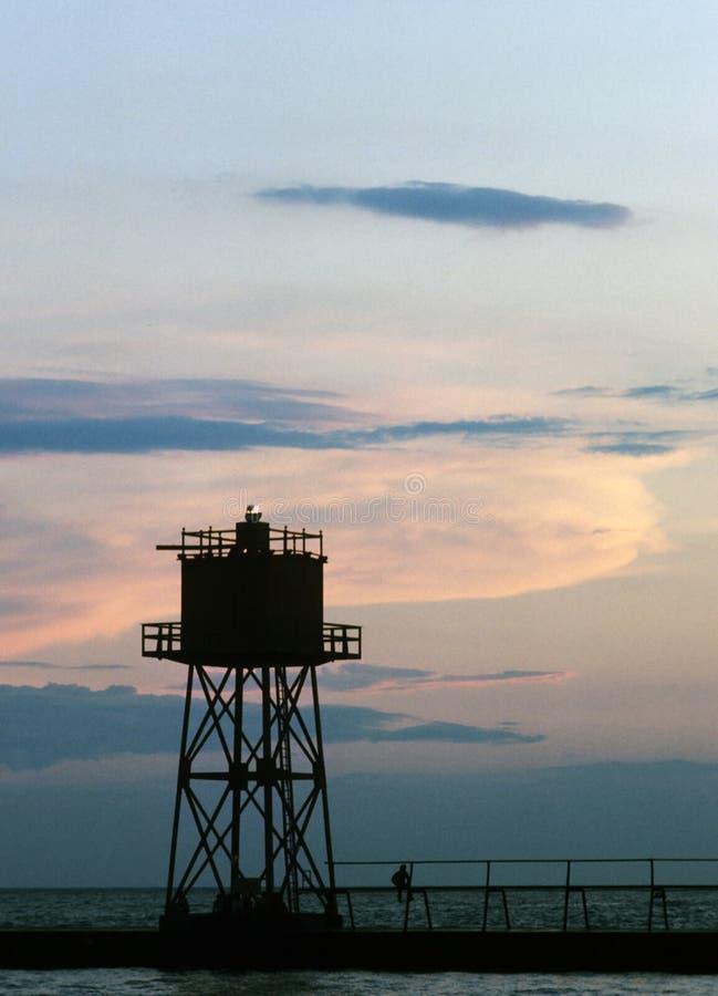 Download Torretta del pilastro fotografia stock. Immagine di corsa - 7314156