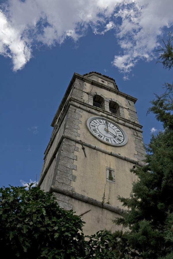 Torretta della chiesa di Jelena del san immagine stock libera da diritti