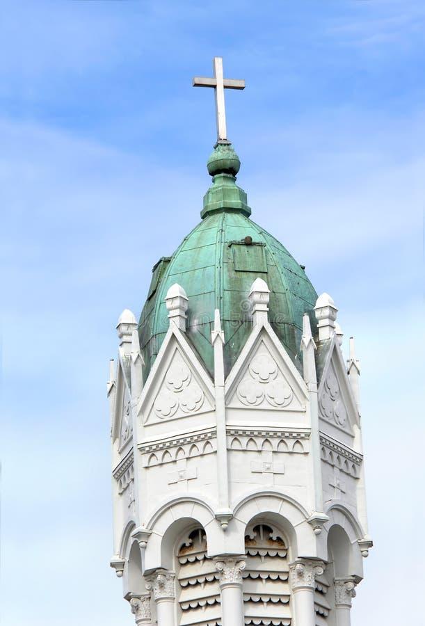 Torretta di Bell della st Anthony fotografie stock libere da diritti