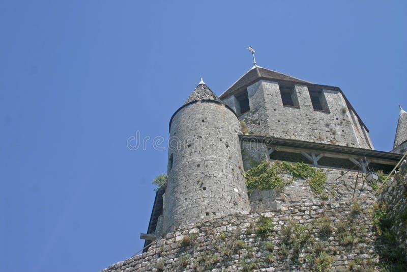 Torretta di Caesars in Provins Francia fotografia stock libera da diritti