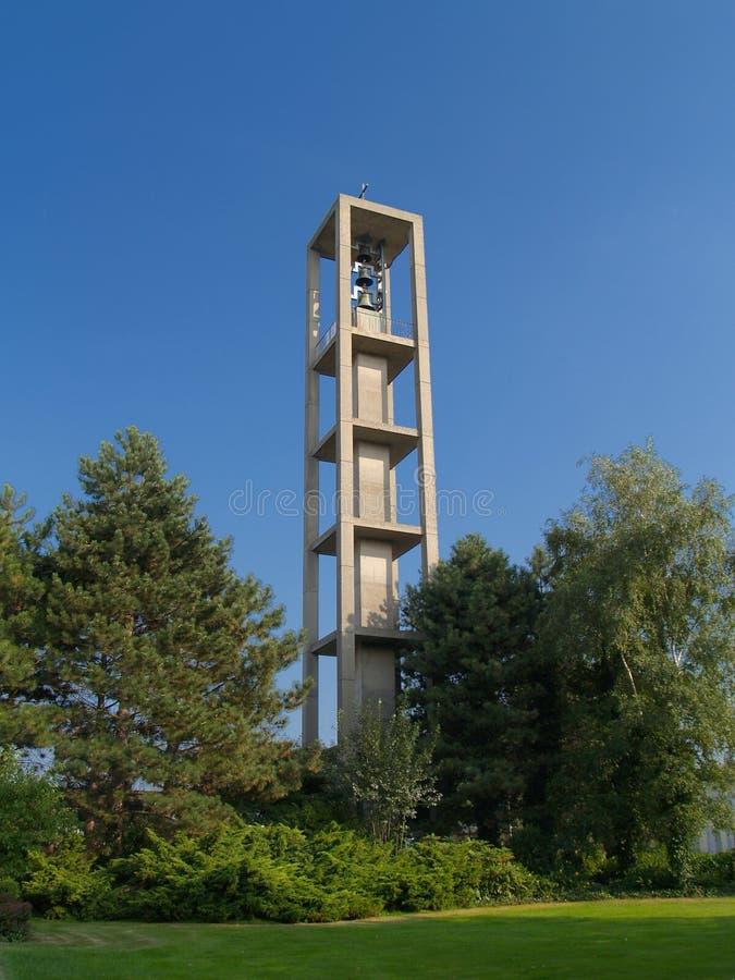 Torretta di chiesa. fotografia stock libera da diritti