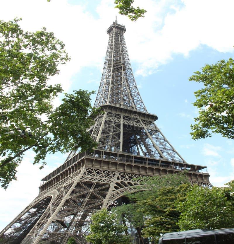 Torretta di Eifel fotografia stock