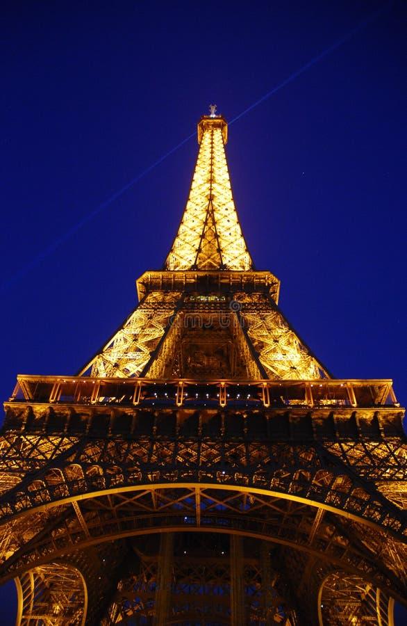 Torretta di Eifel fotografia stock libera da diritti