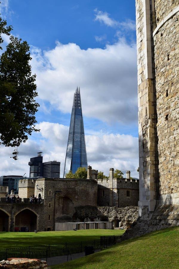Torretta di Londra immagini stock libere da diritti