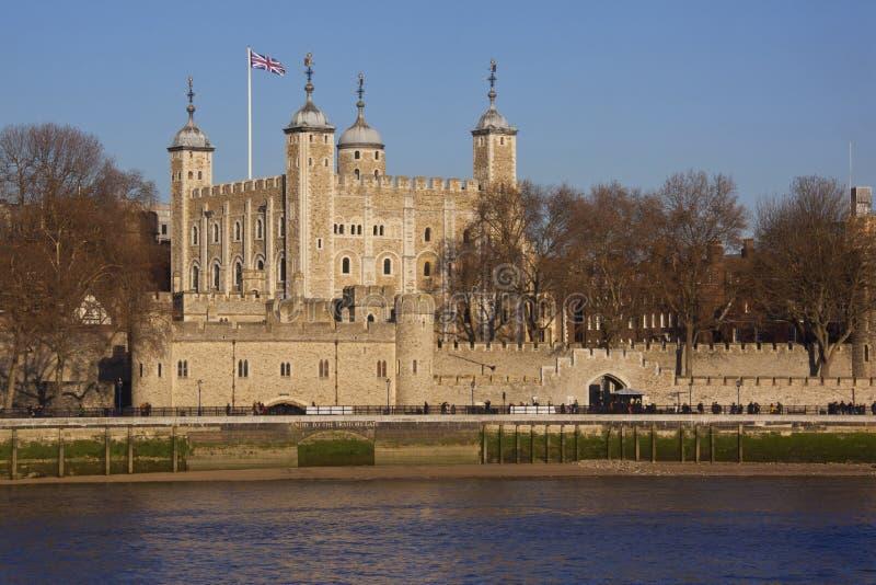 Torretta di Londra - l'Inghilterra fotografie stock