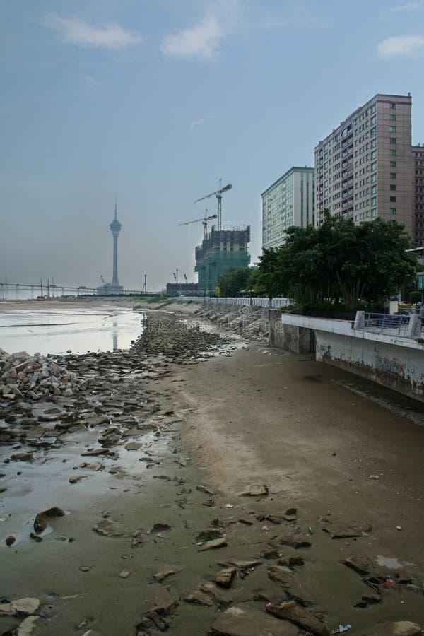 Torretta di Macau immagini stock libere da diritti