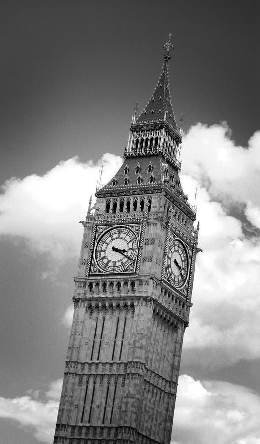 Torretta di orologio del grande Ben immagini stock libere da diritti