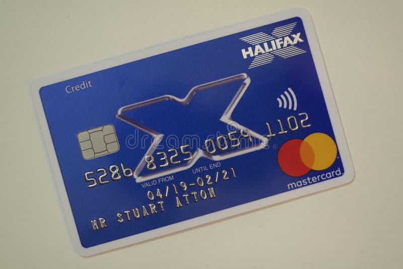 Halifax Bank Credit Card Editorial Photo Image Of Halifax 145751741