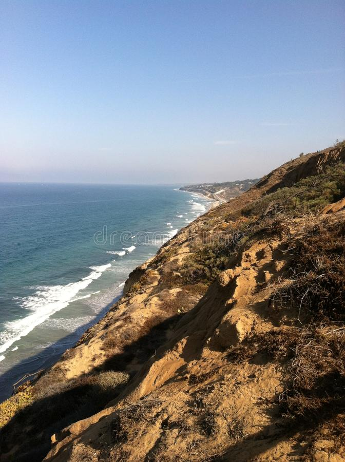 Torrey Pines Coast images stock