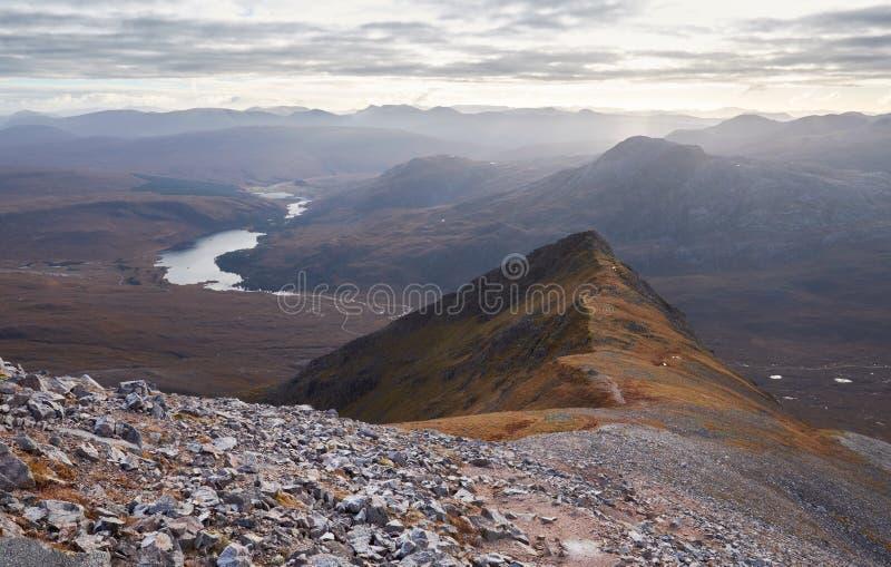 Torridon, Scottish Highlands. stock photos