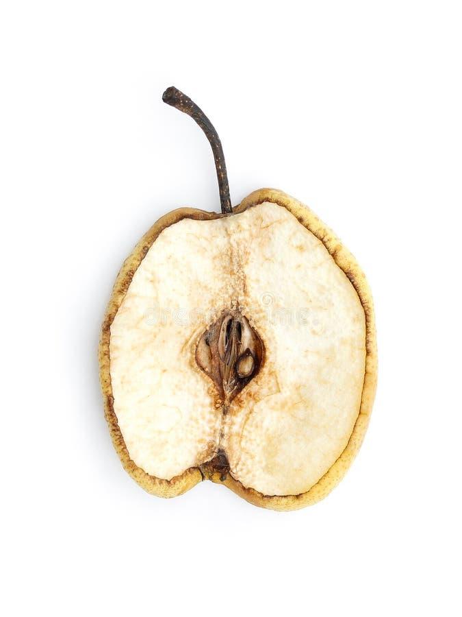 Torrt kinesiskt päron arkivfoton