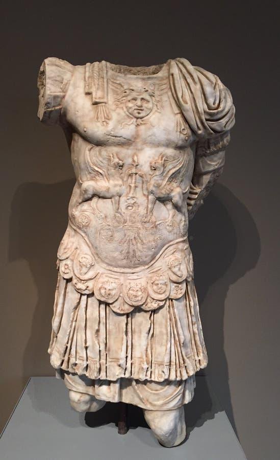 Torse de Roman Emperor photo stock