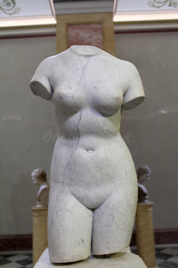 Torso do Aphrodite foto de stock royalty free