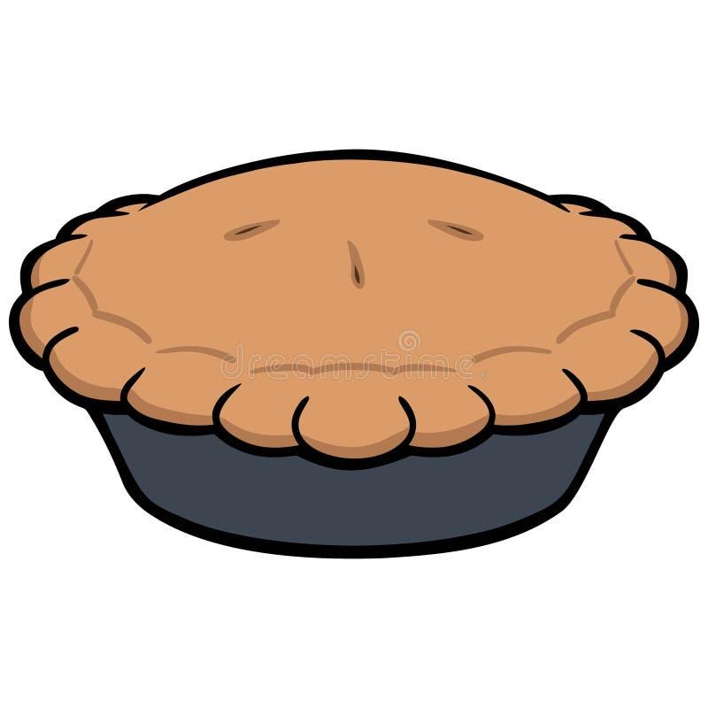torta ilustração royalty free