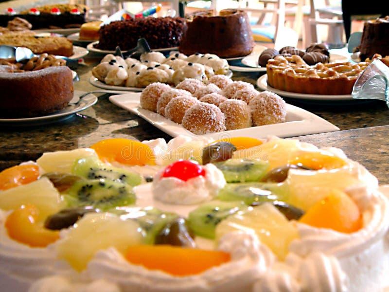 Torta stock afbeelding