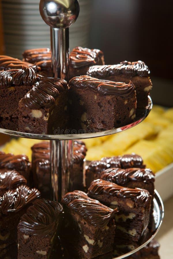 Download Torta De Chocolate Oscura Deliciosa Foto de archivo - Imagen de panadería, taza: 44854426