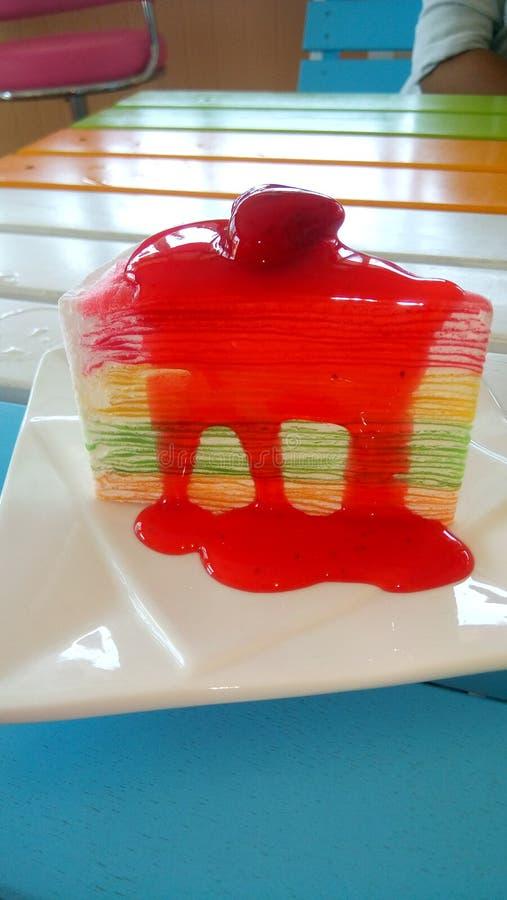 torta de la palmada imagen de archivo libre de regalías