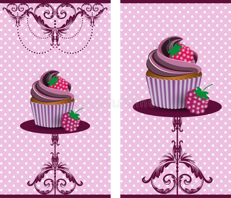 Torta de la taza libre illustration