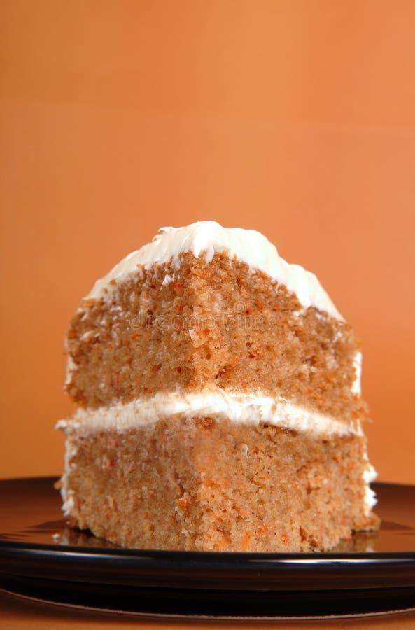 Torta De Zanahoria Foto De Archivo Gratis
